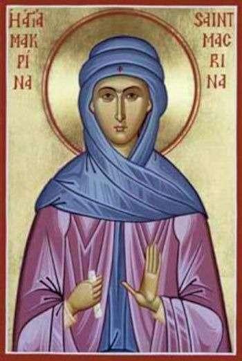 Saint Macrina