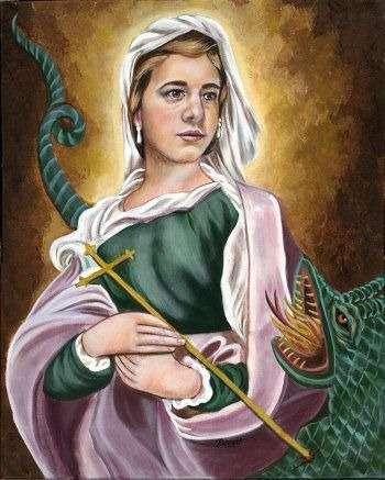 Santa Margarita de Antioquía