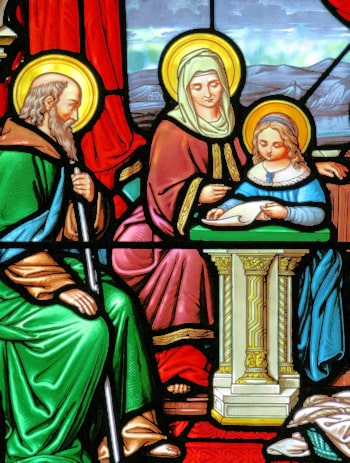 Saints Joachim and Ann