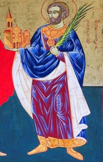 Saint Agricola of Avignon