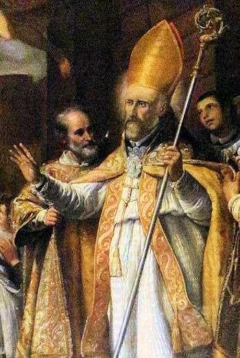 Saint Alexander Sauli
