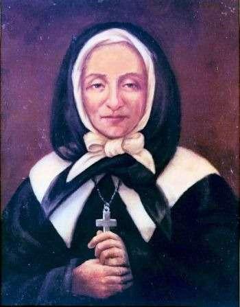Santa Margarita Bourgeoys