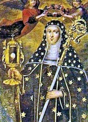 Saint Aldegundis