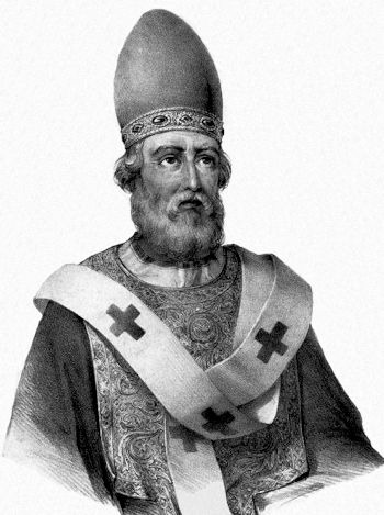 Saint Damasus I