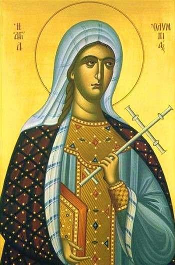 Saint Olympias
