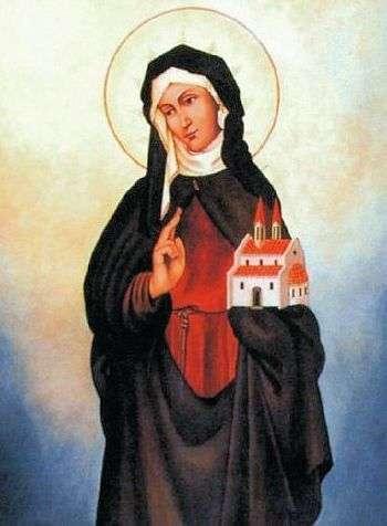 Santa Inés de Praga