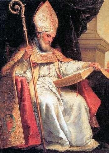 Saint-Isidore-of-Seville
