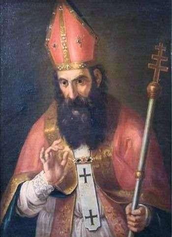 San Evodio de Antioquía