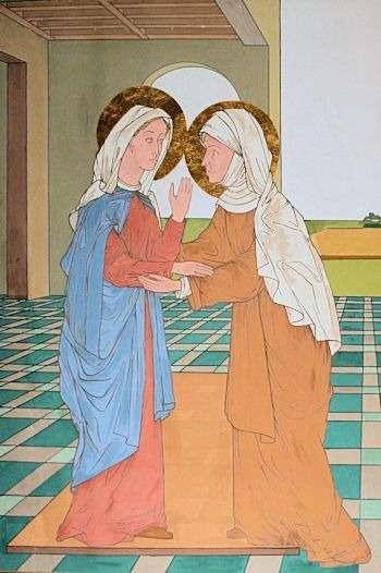 Bienaventurada Virgen María