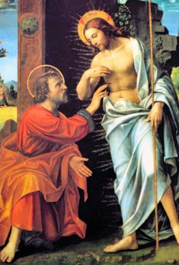 Santo Tomás - Apóstol
