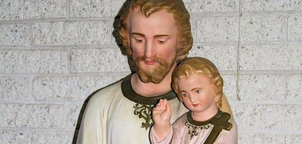 San José y Jesus